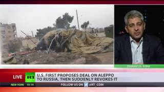 Buying time for militants? US withdraws Aleppo proposals, says no consultations yet – Lavrov