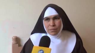 Semana santa, considerado como un tiempo de júbilo para las monjas Capuchinas