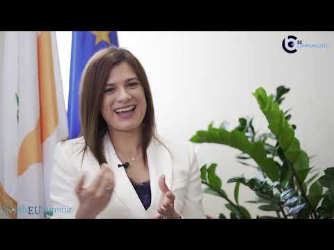 South EU Summit Interview with Natasa Pilides - Cyprus' Deputy Minister of Shipping