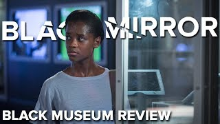 Black Museum - Episode Review || BLACK MIRROR