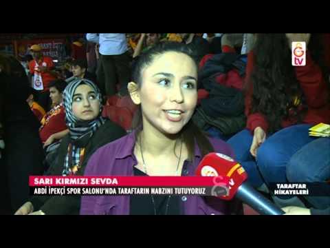 Taraftar Hikayeleri | Galatasaray Odeabank - Pınar Karşıyaka (3 Mart 2016)