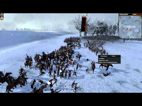 TW Shogun 2: Battle of Alpine Ridge |