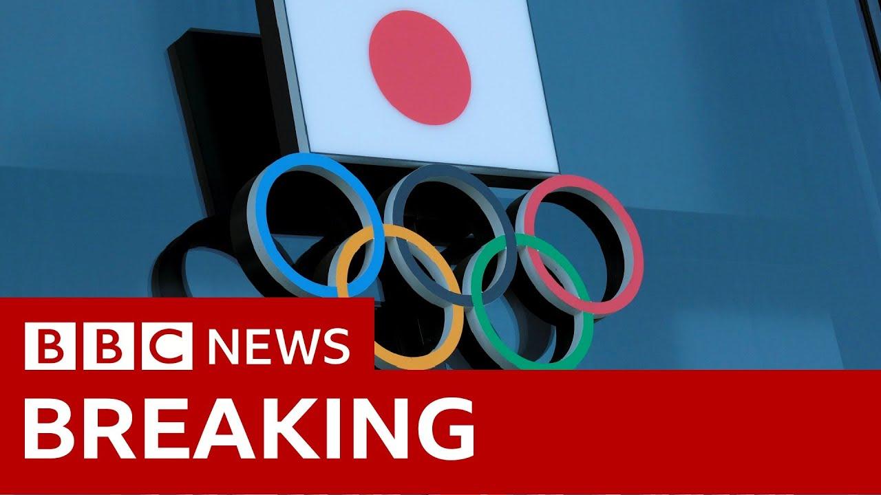 Japan asks for Olympics postponement - BBC News