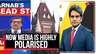 Bombay High Court : Media Highly Polarized Now; Journalists Were Responsible & Neutral In Past