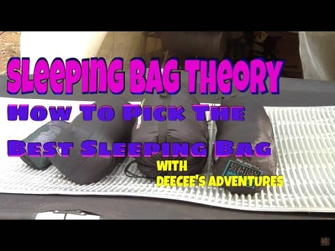 Best Sleeping Bag  - Sleeping Bag Theory -
