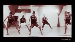 Grupo de dança Swing do Guetto.