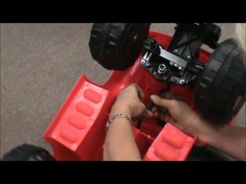6V Quad Bike Battery Reset 1