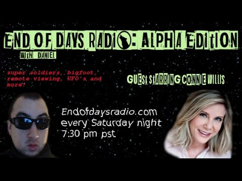Connie Willis | Radio, Remote Viewing, Supersoldiers | EODRAD 2