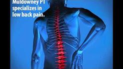 Low Back Pain - Muldowney PT - Cranston, RI & North Smithfield, RI