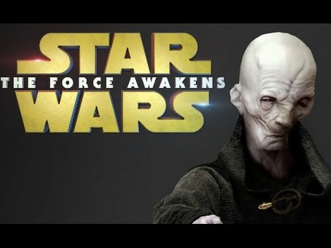 Why Supreme Leader Snoke Is NOT a Sith - Star Wars: Episode 8