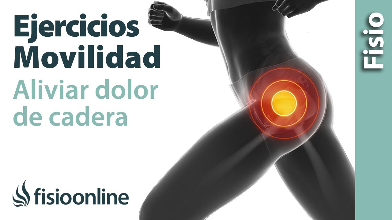 Ejercicios para el dolor de cadera izquierda