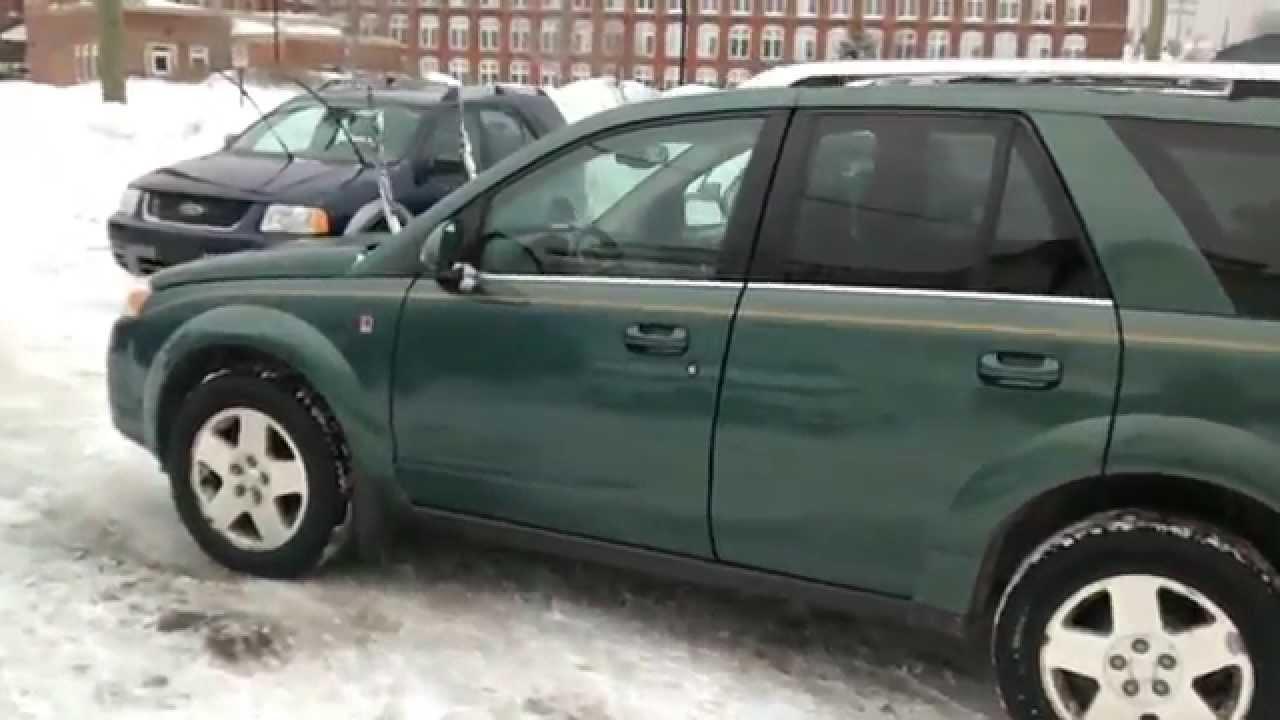2007 SATURN VUE V6 AWD SUV 4SALE 781-513-9345 - YouTube
