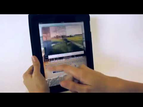 South Carolina Tourism iPad Application Travel + Leisure Video Spring 2011