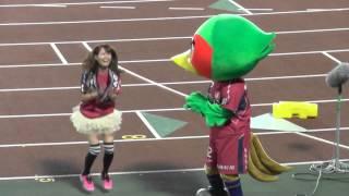 2013.8.18ファジアーノ岡山vs東京ヴェルディ19:00キックオフ@カンス...