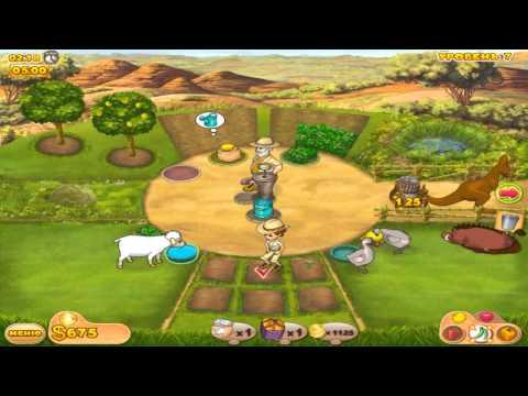 Прохождение игры Ферма Мания #2