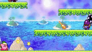 Kirby - Nightmare in Dream Land - Kirby - Nightmare in Dream Land (GBA)Walkthrought Part 2- Vizzed.com Play - User video