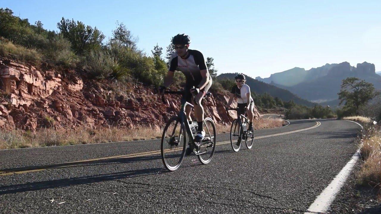 52c83870f1a Fuji Gran Fondo Disc Road Bike Review by Performance Bicycle - YouTube