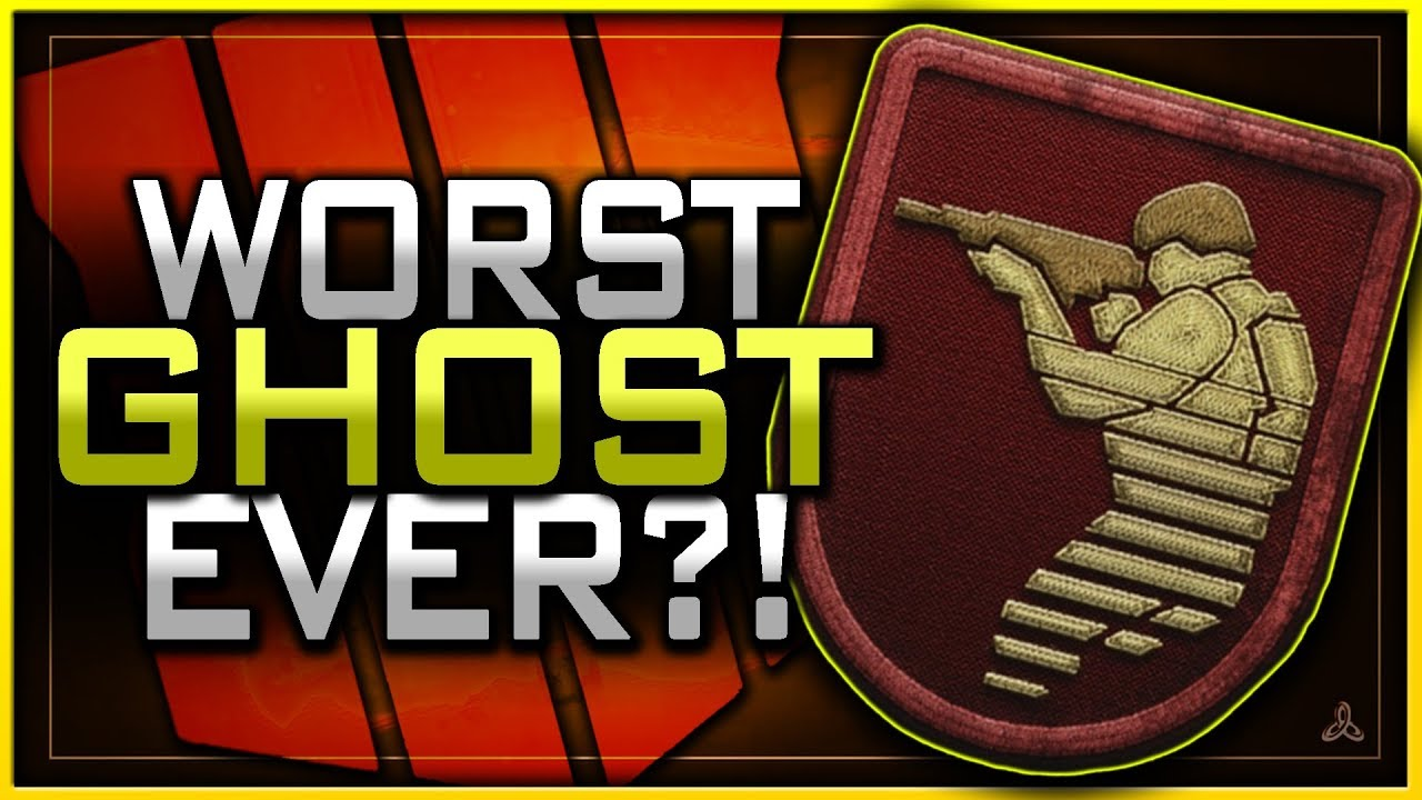 The XclusiveAce explains why the Ghost perk is nearly