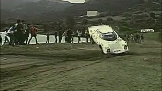 WRC TRIBUTE 1979-1980-1981-1982-1983: Maximum Attack, On the Limit, Crashes & Best Moments
