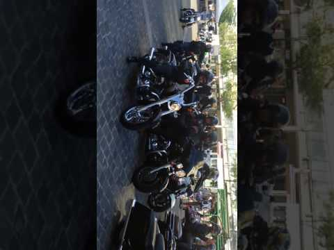 Rotary motos tour valencienne