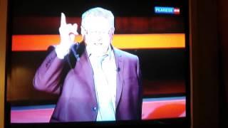Мамыкин Жириновскому -  Помойте хлоркой рот !