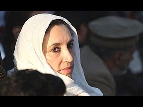 Musharraf denies involvement in murder of Benazir Bhutto