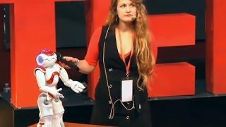 Robots & Dragons: Passions Bridging Autism | Alexandra Sugurel | TEDxIESEGParis