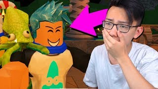 THIS YOUTUBER LIED TO ME!! (Roblox YOUTUBER Survivor)