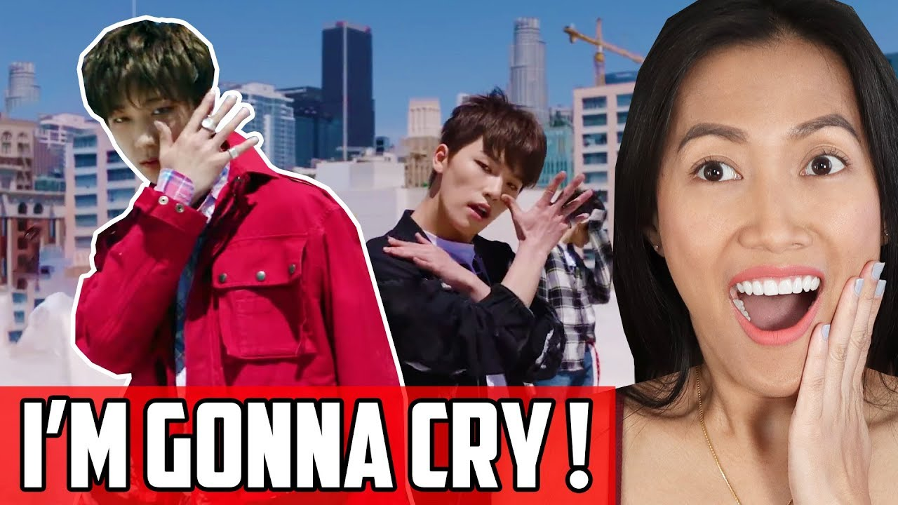 Seventeen (세븐틴) - Don't Wanna Cry Reaction | First Time Reacting To This  Hot Kpop Group! 울고 싶지 않아 MV