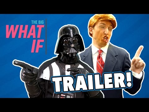 THE BIG WHAT IF TRAILER