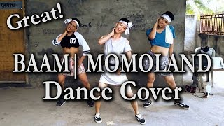 BAM DANCE COVER (TEASER) | TEAM MOS