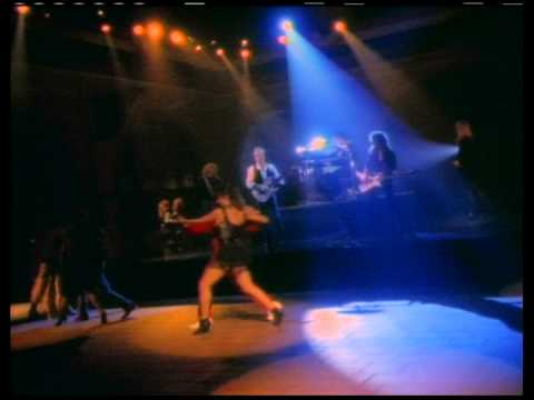 """DEF LEPPARD - """"Hysteria"""" (Official Music Video)"""