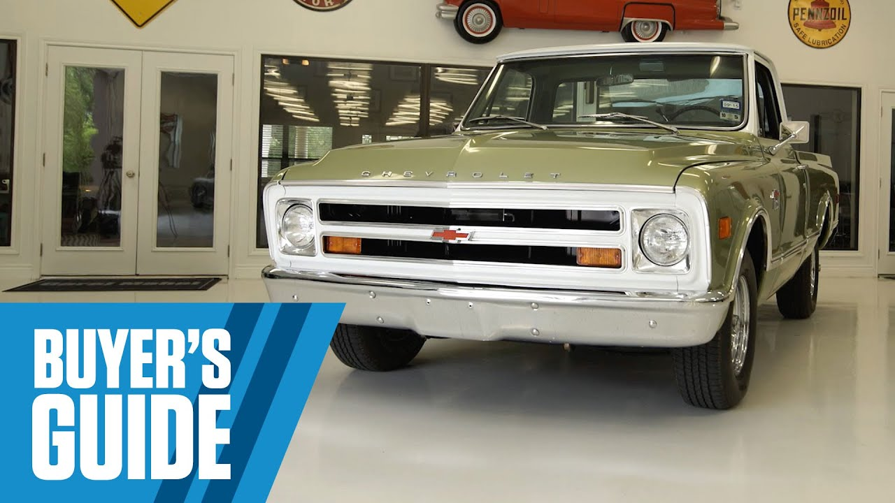 Chevrolet C10 Pickup | Buyer\'s Guide - YouTube