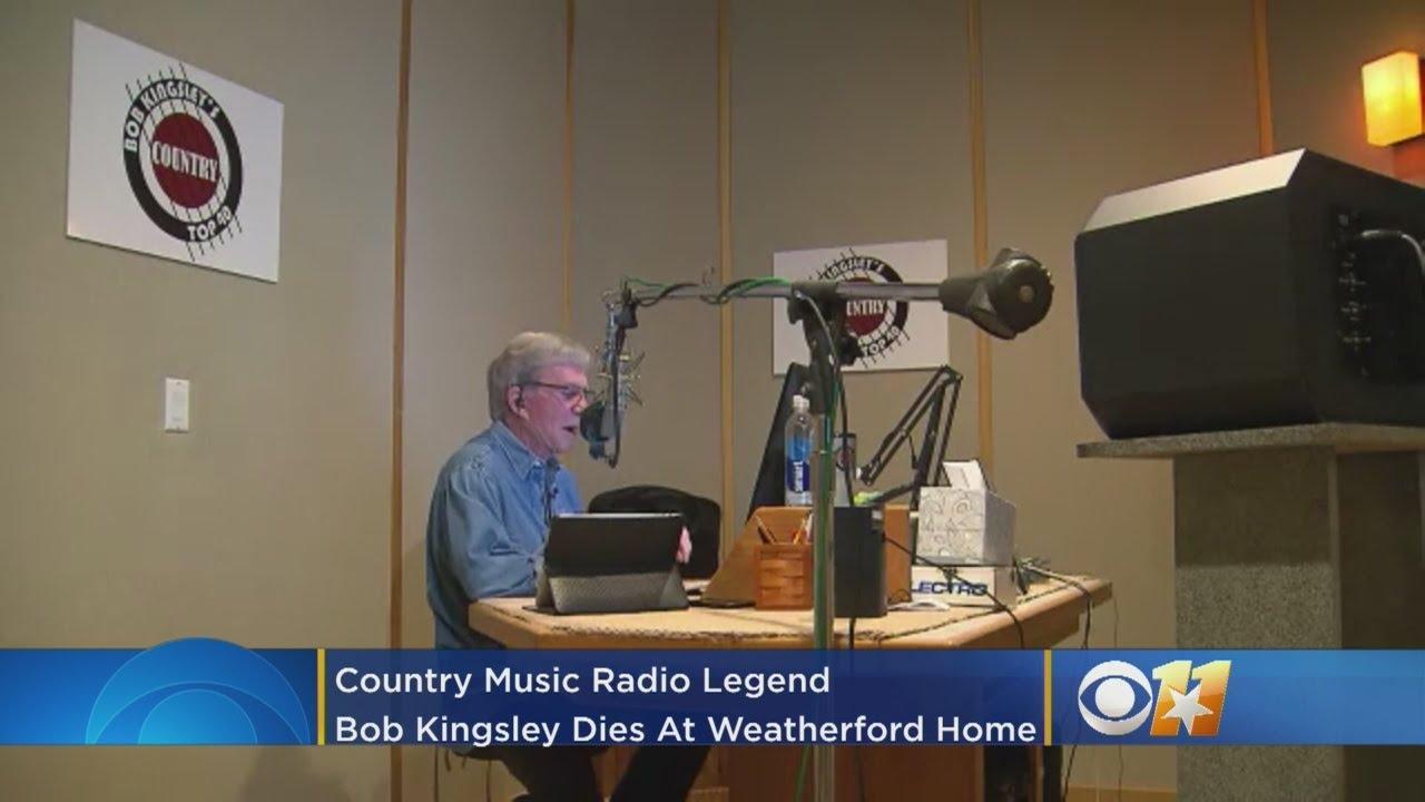 Country Music Radio Legend Bob Kingsley Dies At 80