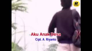 Ade Putra - Aku Anak Desa ( Original Song )