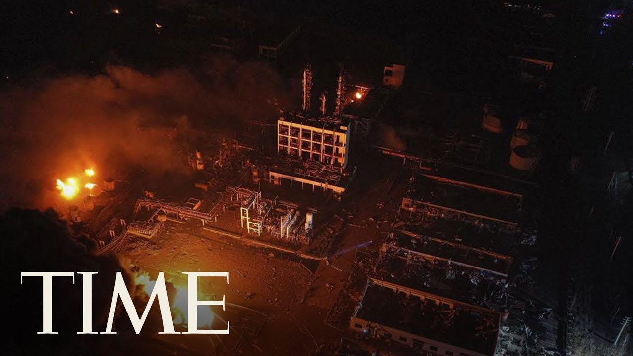 Death Toll In China Chemical Plant Explosion Rises To 44 | TIME