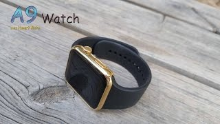 Bienvenidos de nuevo a ERdC !!! Otro nuevo reloj parecido al Apple ...