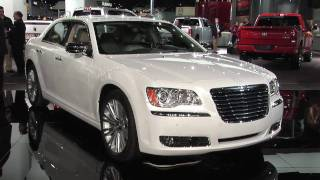 2011 Chrysler 300 at the 2011 Detroit Auto Show | N.A.I.A.S.