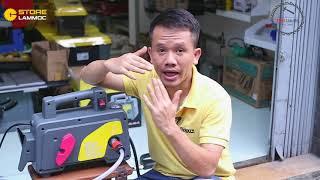 Lựa chọn mới - Máy rửa xe áp lực cao Osaka