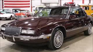 1989 Buick Riviera Burgandy