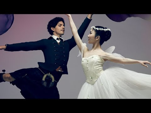 La Sylphide: Trailer | English National Ballet