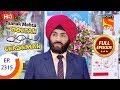Taarak Mehta Ka Ooltah Chashmah - तारक मेहता - Ep 2315 - Full Episode - 16th October, 2017