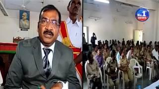 Nalgonda Judge Tirumala Rao Speaks to Media || No.1 News