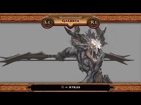imagenes hd 1080p de god of war psp