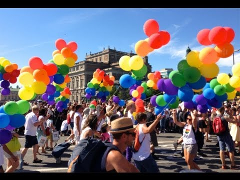Stockholm Pride Parade - Sweden