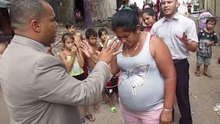 LIBERTAÇÃO E CURA DE MULHER. PASTOR VANDERSON TROVÃO