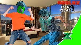 Roblox Indonesia | Hotel Escape Obby! | Latihan Obby Dolo AHH!!! 😬😱