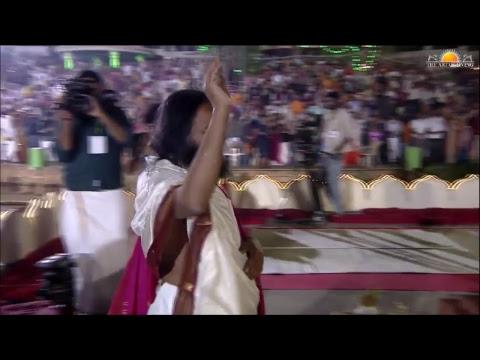 Mahashivratri Meditation with Gurudev