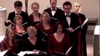 Warum toben die Heiden - Mendelssohn - Kammerchor I Vocalisti