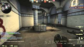 CS:GO - Screen Recording Test (AMD Athlon II X4 640, Palit GT 430 1GB DDR3) 720p